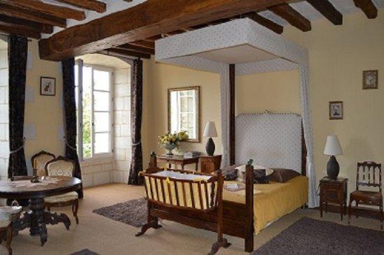 Ligre, Γαλλία: Chambre La Grenouille