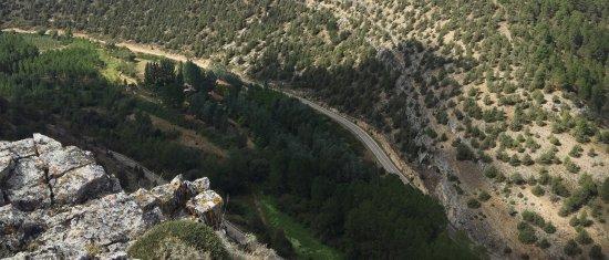 San Leonardo de Yagüe, España: Desde el mirador de la galiana