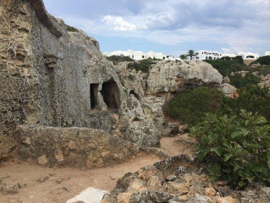 Coves de Cala Morell : photo3.jpg