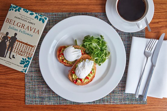 Jumeirah Lowndes Hotel: Lowndes Bar & Kitchen - Book and Brunch