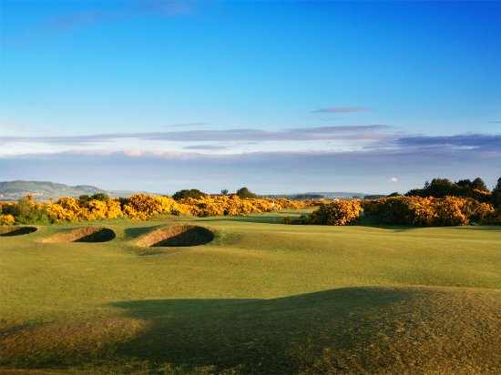 New Course at St. Andrews Links