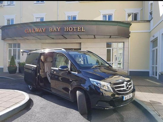 Ballina, İrlanda: At the lovely Galway Bay Hotel