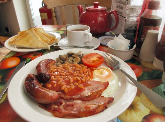 The Village Pantry: If you are a hungry hiker--the full English breakfast here will provide delicious fuel for hours
