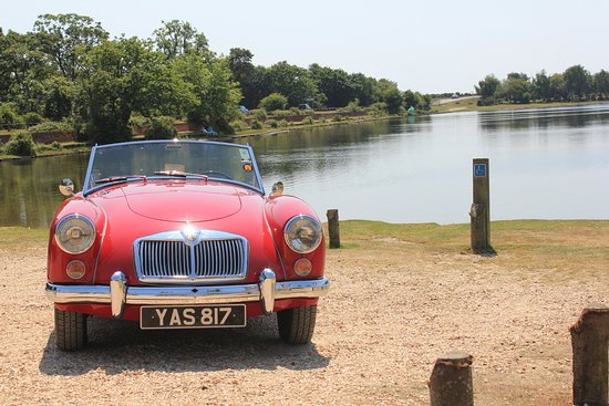 New Forest Classic Cars
