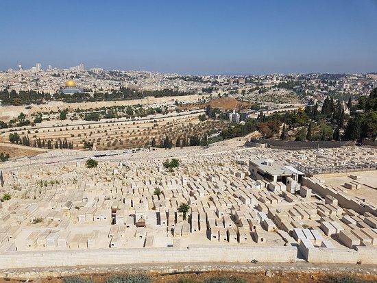 בית הקברות היהודי בהר הזיתים