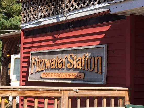 Phoenixville, Pensylwania: Very good lunch after at Fitzwater Station!