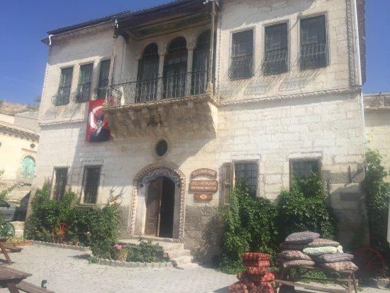 Old Greek House Restaurant and Hotel: Asıl Konak Burası Değil.