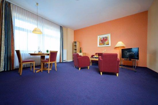 Dappers Hotel Spa Genuss Bad Kissingen