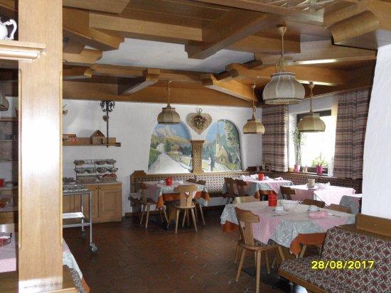 Hotel San Giovanni: Sala colazione