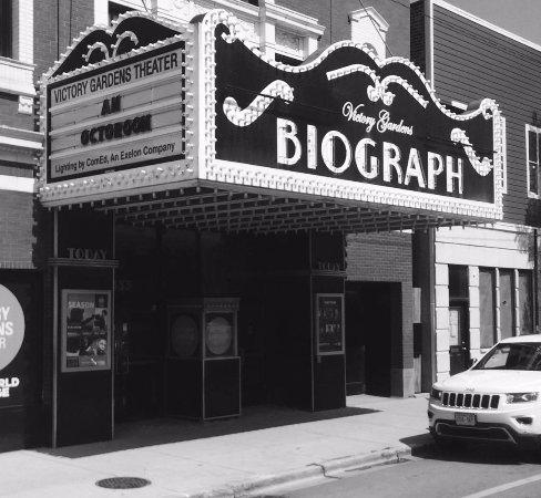 Untouchable Tours : where Dillinger was shot