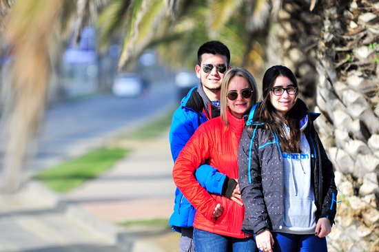 Viña del Mar, Chile: Costanera