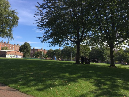 Mountjoy Square Park