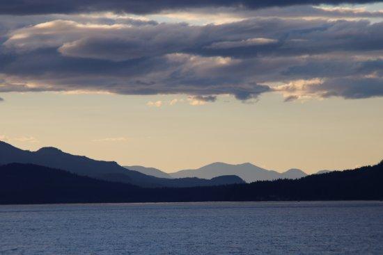 Quathiaski Cove, Canada: Sunrise