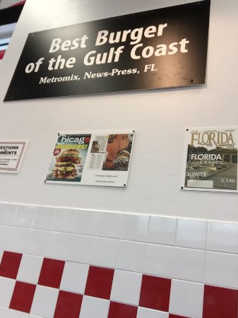 estero guys Grilled, seasoned, and served to perfection, estero's five guys burgers and fries is a prime burger joint located in the city's estero district wireless internet access is available for no charge at five guys burgers and friesthis burger joint offers carryout for your convenienceheading to five guys burgers and fries for a tasty meal.