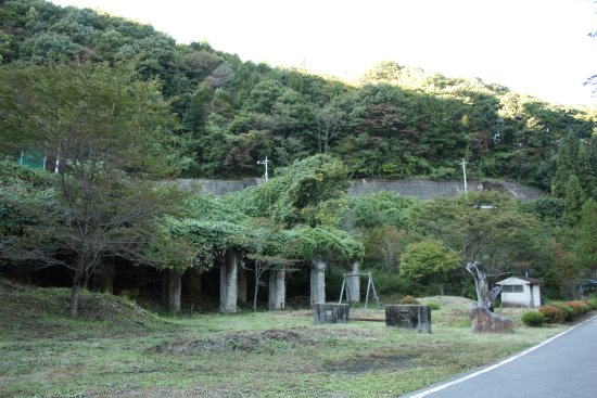 Oshi Station Remains