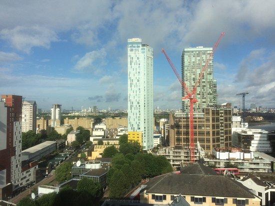 Bilde fra Hilton London Canary Wharf