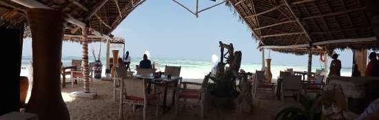 Waikiki Zanzibar Resort: Ristorante Coco Jumbo
