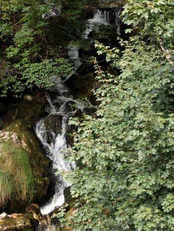 Thones, France: Cascade du Nant Debout