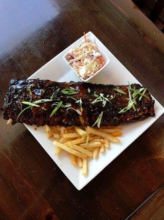 Blacksburg, VA: Asian BBQ Ribs