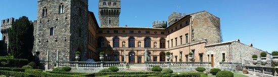 Torre Alfina, Italie: vista generale