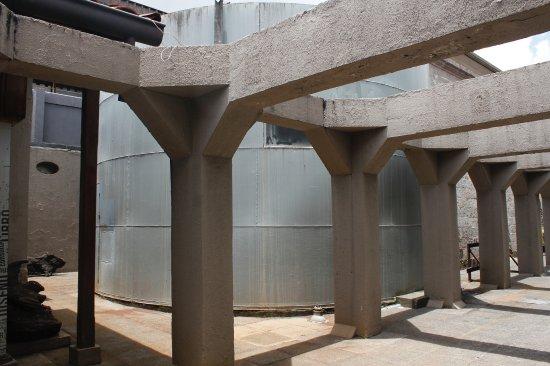 Museo de Arte y Diseño Contemporáneo: The Tank Idea Lab / El Tanque Laboratorio de Ideas