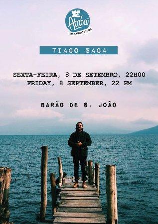 Barao de Sao Joao, Portugal: Tiago Saga