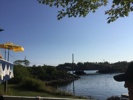 Salmon River Bridge, Kanada: photo0.jpg