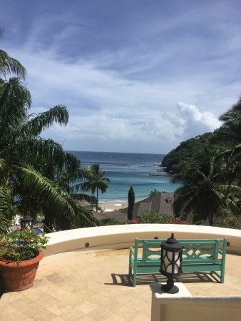 Cap Estate, St. Lucia: View from the spa