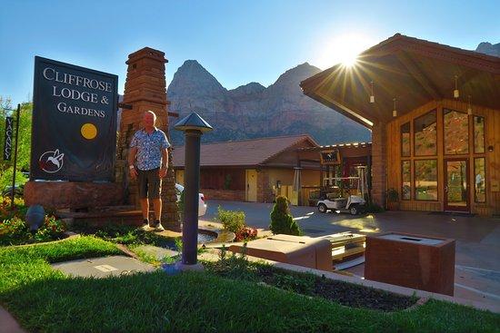 Cliffrose Lodge & Gardens: photo0.jpg
