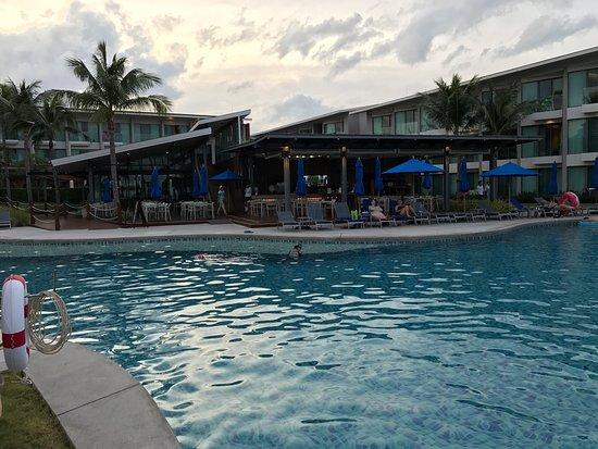 Estupendo hotel en la zona más tranquila de Chaweng Beach