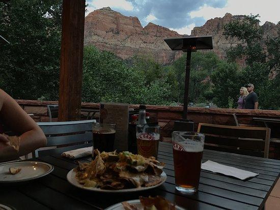 Zion Canyon Brew Pub Springdale 95 Zion Park Blvd
