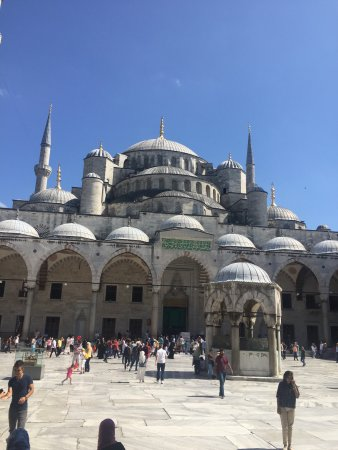 Consider, Istanbul escorted tours speaking, would