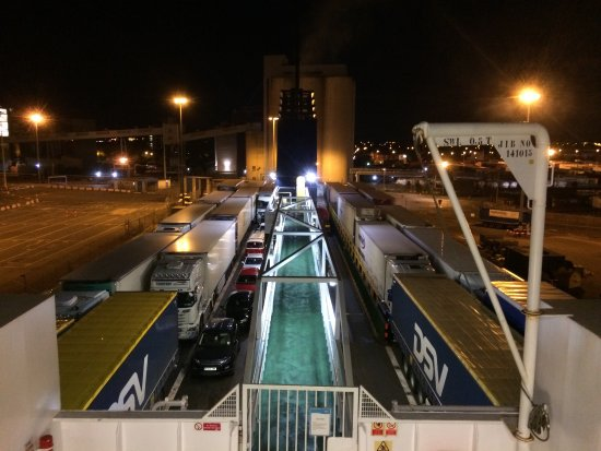 P&O Ferries Liverpool