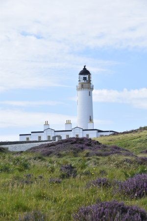 Mull of Galloway Lighthouse張圖片