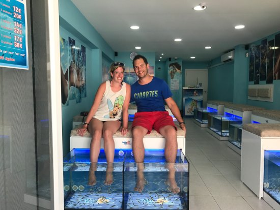 ‪Fish Spa & Wellness‬