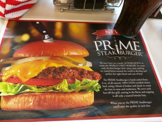 Madison, GA: Steak 'n Shake