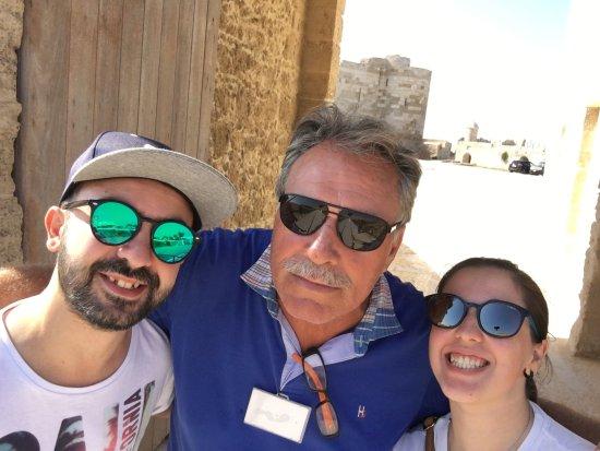 Castello Maniace: accoglienza staff