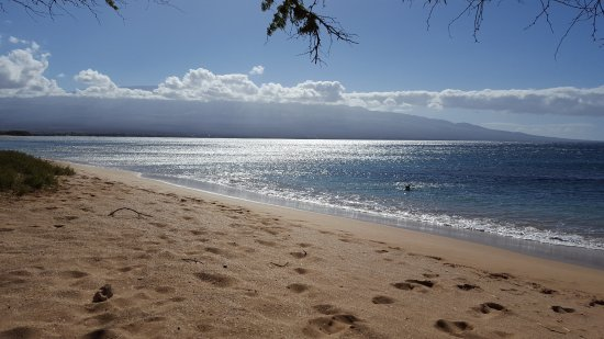 Maalaea, Hawaï : Sugar Beach