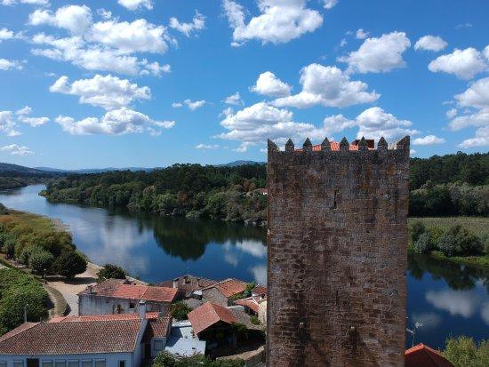 Moncao, Portugal: Torre de Lapela