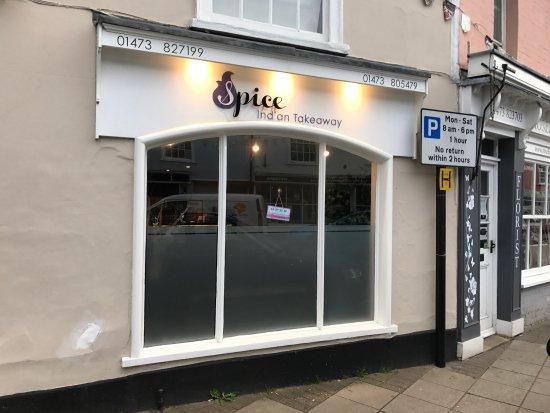 Hadleigh, UK: Spice