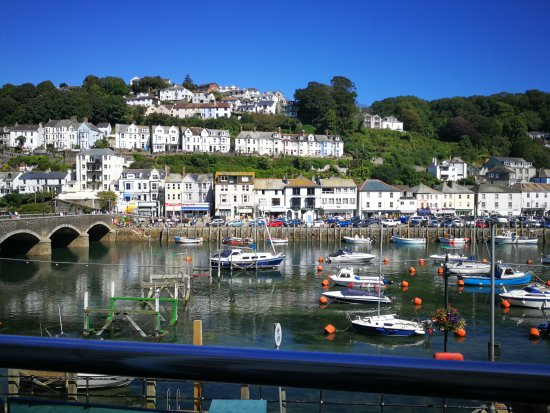 Perfect place to stay in Looe.