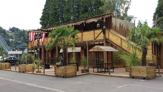 Pirate accommodation picture of explorers retreat at - Matlock hotels with swimming pools ...