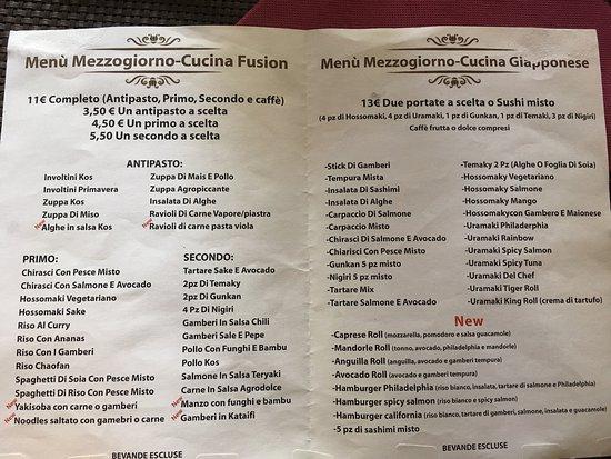 Kos milano bicocca ristorante recensioni numero di for Ristorante kos milano