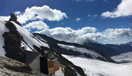 Aletsch Glacier Foto