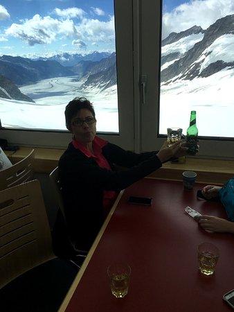 Aletsch Glacier รูปภาพ