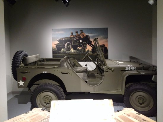 Boalsburg, PA: Jeep