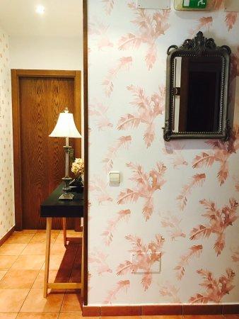 Hotel Hospederia De Los Reyes: Zona común