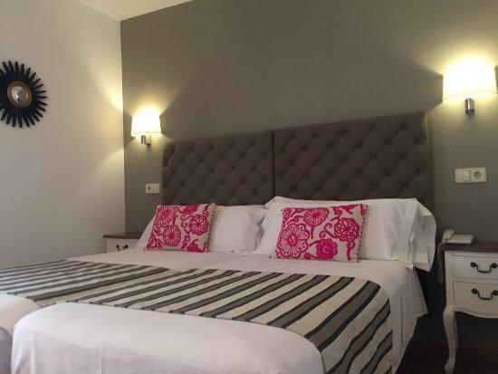 Hotel Hospederia De Los Reyes: Habitación
