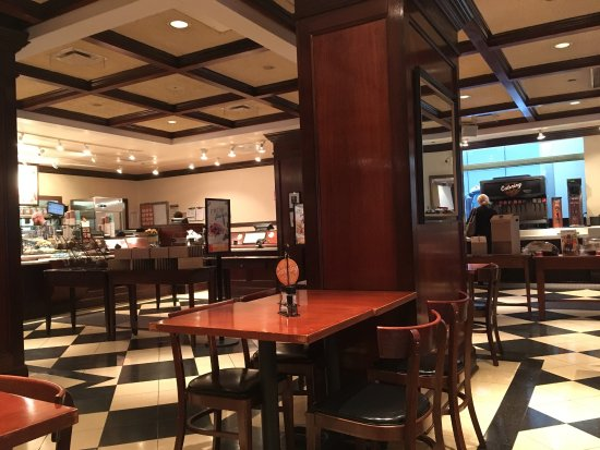 Corner Bakery Cafe S Dearborn St Chicago Il