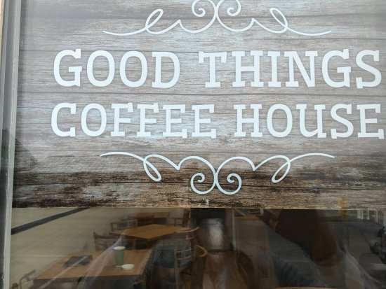 Vinalhaven, เมน: Good Things Coffee House